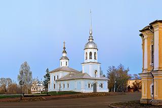 Церковь Святого Благоверного Князя Александра Невского, 1775