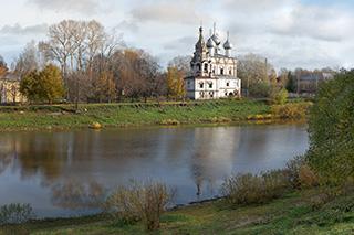 Церковь Иоанна Златоуста (Мироносицкая), 1664
