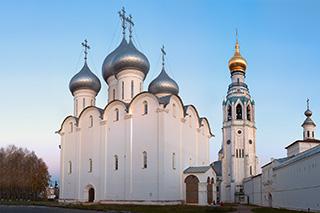 Собор Софии Премудрости Божией, 1568
