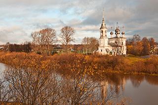 Церковь Сретения Господня, 1731-173