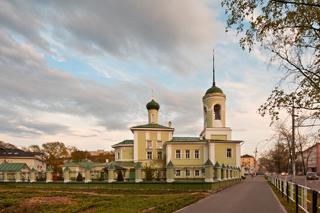 Церковь Николая Чудотворца, что на Глинках, 1676