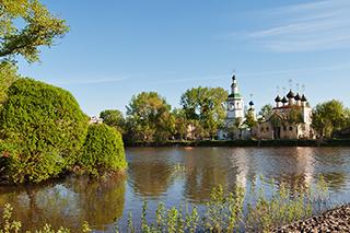Церковь Димитрия Прилуцкого, что на Наволоке, Дмитриевского прихода, 1651