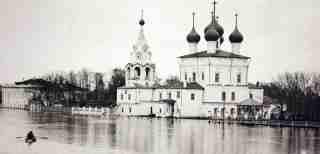 Церковь Иоанна Златоуста, 1664 год