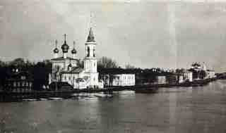 Церковь Сретения, 1731 год