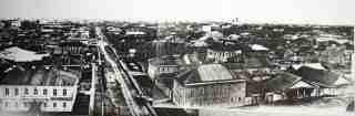 Вологда в 60-е годы XIX века
