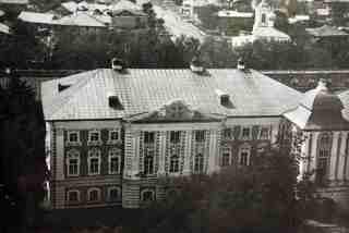 Архиерейский дом, 1764-69 годы