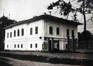 Ночлежный дом, 1777 год