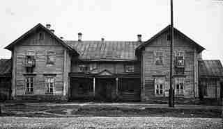 Вокзал Московско-Ярославско-Архангельской железной дороги